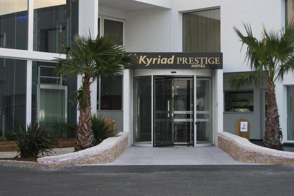 Kyriad Prestige Montpellier Ouest - Croix D'argent - фото 22