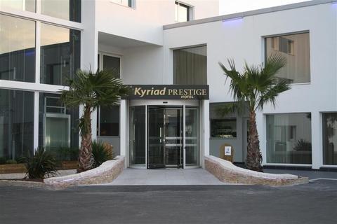 Kyriad Prestige Montpellier Ouest - Croix D'argent - фото 23