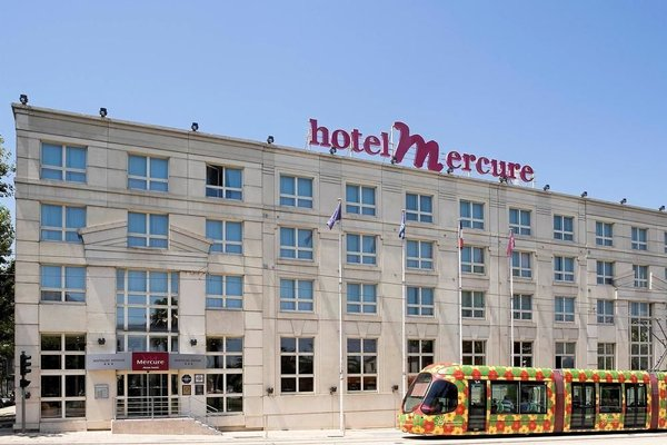 Mercure Montpellier Centre Antigone - фото 23