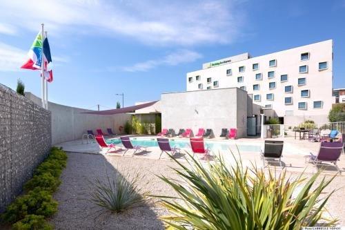 Holiday Inn Express Montpellier - Odysseum - фото 7