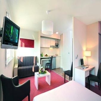 Appart'City Confort Montpellier Ovalie I (Ex Park&Suites) - фото 2