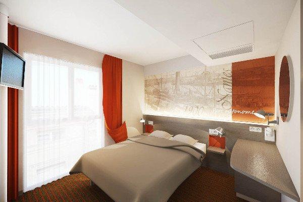 Hotel Amiral - фото 1