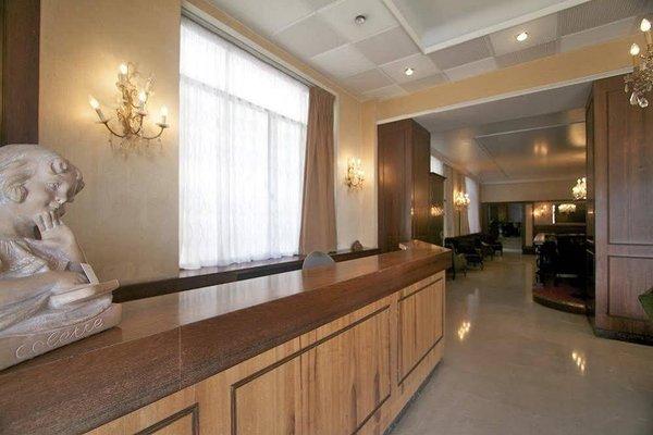 Hotel De Bourgogne - фото 16