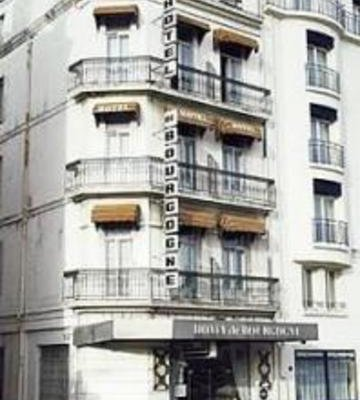 Hotel De Bourgogne - фото 20