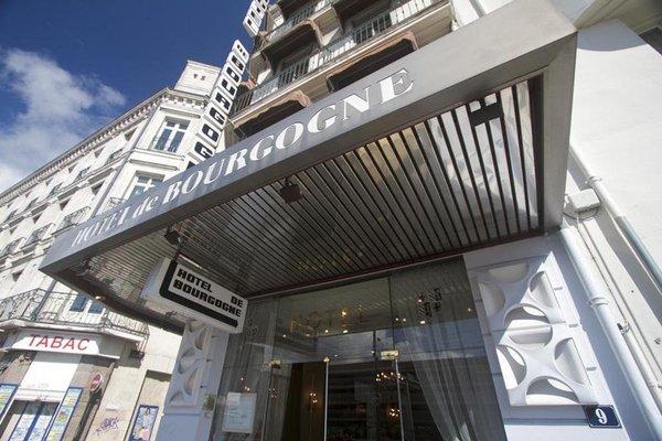Hotel De Bourgogne - фото 22