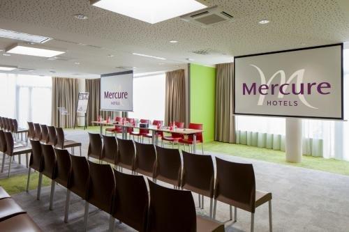 Mercure Nantes Centre Gare - фото 16