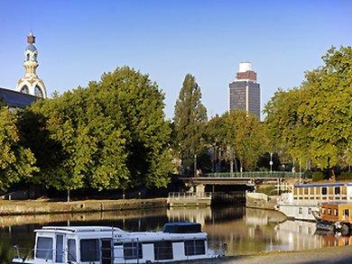 Mercure Nantes Centre Gare - фото 22