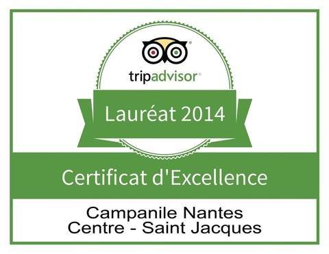 Campanile Nantes Centre - Saint Jacques - фото 11