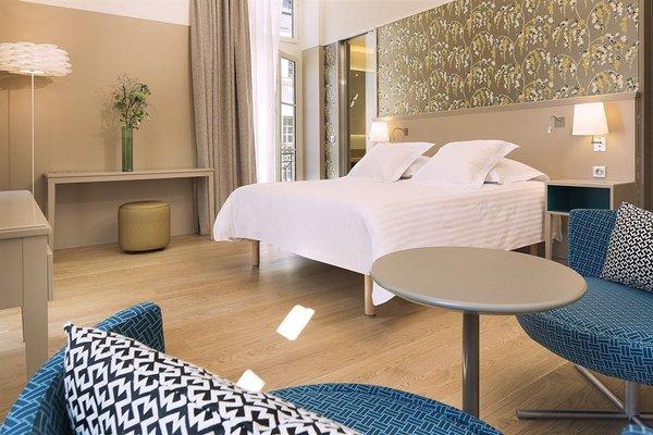 Oceania l'Hotel de France Nantes - фото 24