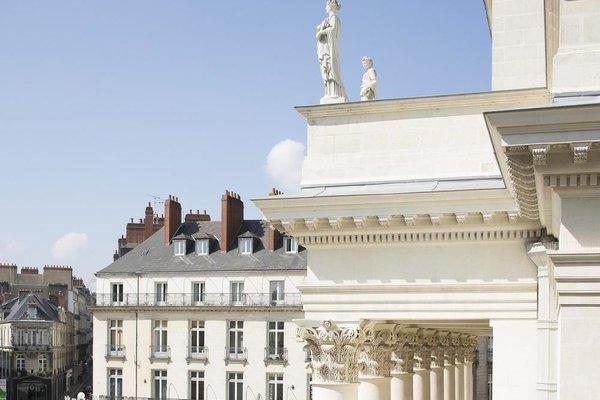 Oceania l'Hotel de France Nantes - фото 22