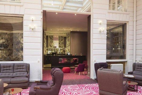 Oceania l'Hotel de France Nantes - фото 4