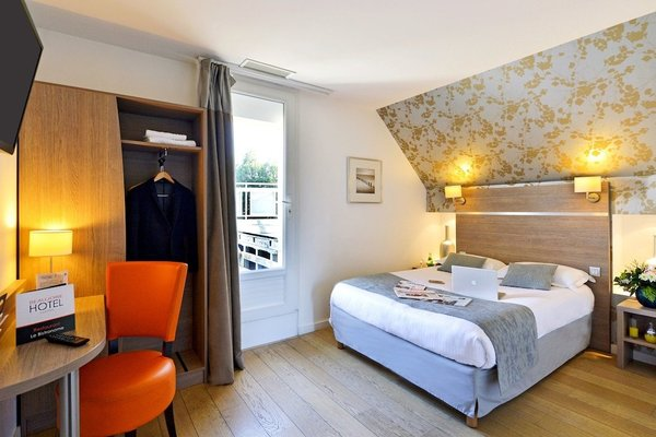 Logis Beaujoire Hotel - фото 50