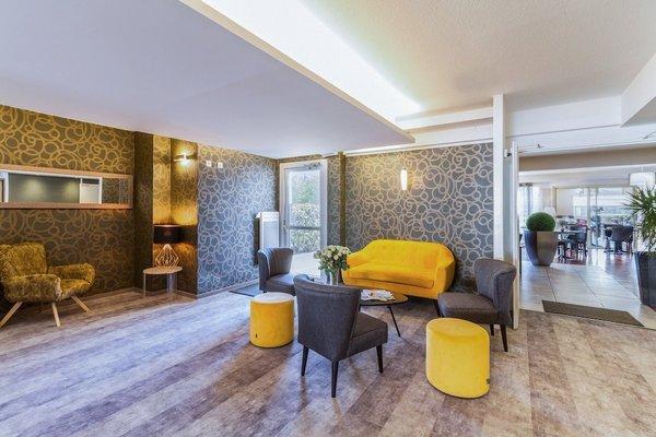 Logis Beaujoire Hotel - фото 1
