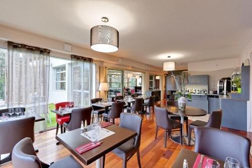 Logis Beaujoire Hotel - фото 14
