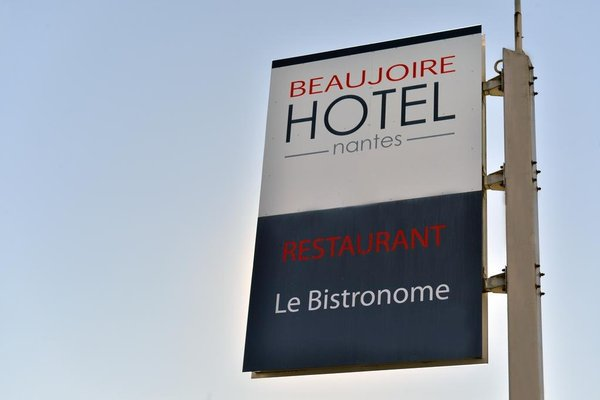 Logis Beaujoire Hotel - фото 20