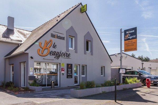 Logis Beaujoire Hotel - фото 22