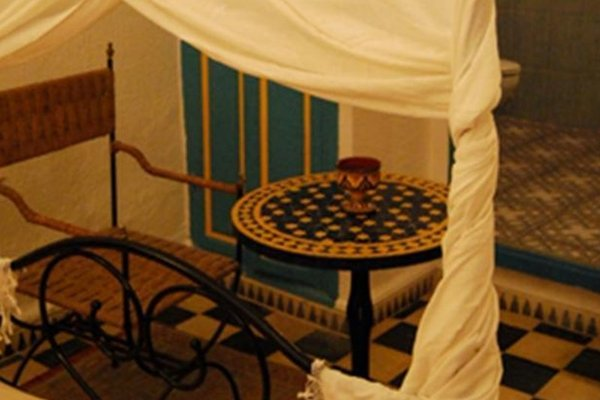Hotel Al Arboussas - фото 2