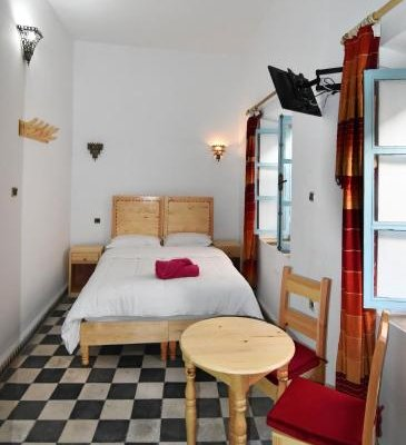 Hotel Al Arboussas - фото 3