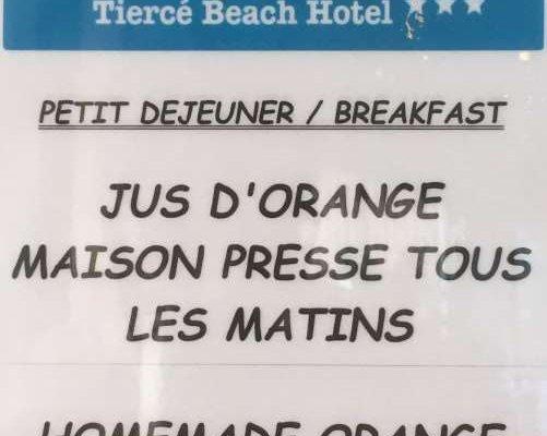 Citotel Hotel Tierce Beach Hotel - фото 18
