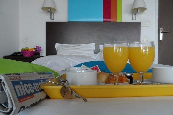 Citotel Hotel Tierce Beach Hotel - фото 7