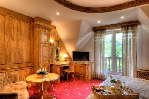 Hostellerie Des Chateaux & Spa - фото 4