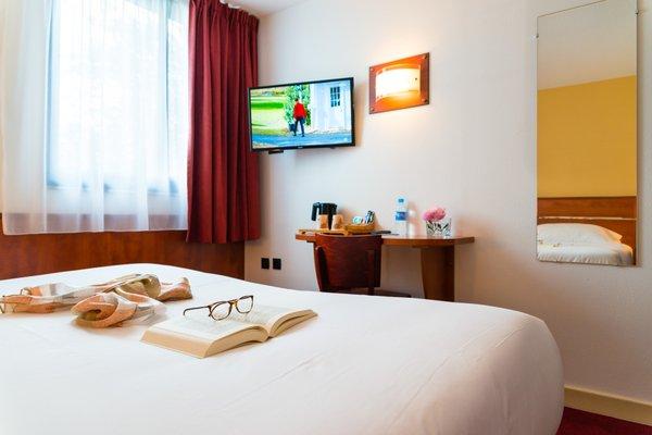 Brit Hotel Rennes St Gregoire - Le Villeneuve - фото 50