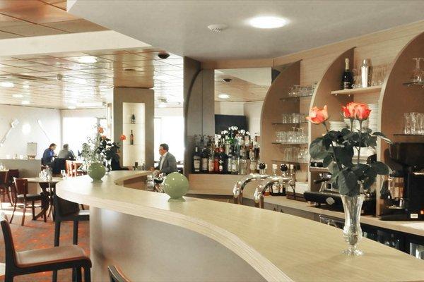 Brit Hotel Rennes St Gregoire - Le Villeneuve - фото 17