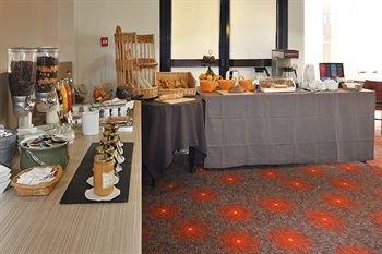 Brit Hotel Rennes St Gregoire - Le Villeneuve - фото 20