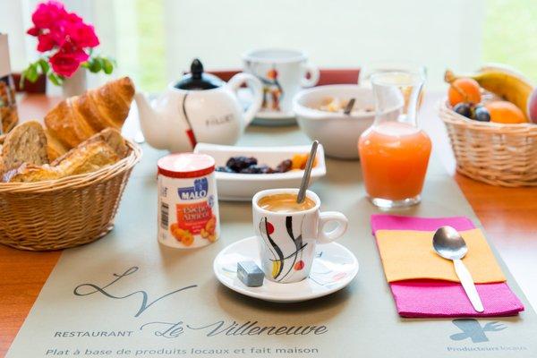 Brit Hotel Rennes St Gregoire - Le Villeneuve - фото 7