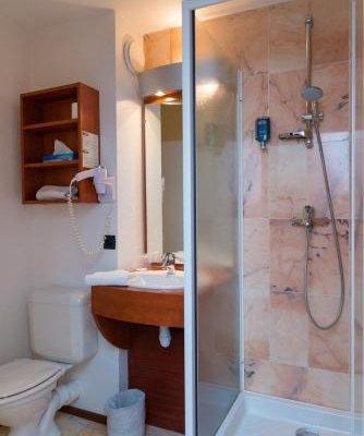 Brit Hotel Rennes St Gregoire - Le Villeneuve - фото 9