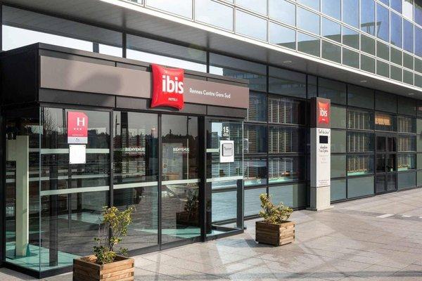 Hotel ibis Rennes Centre Gare Sud - фото 14