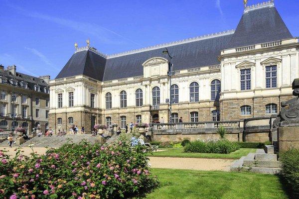 Hotel ibis Rennes Centre Gare Sud - фото 22