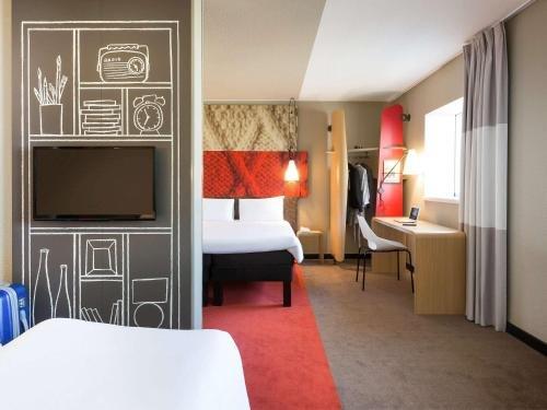 Hotel ibis Rennes Centre Gare Sud - фото 3