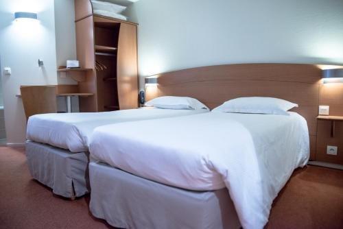 Kyriad Rennes Nord Hotel - фото 1