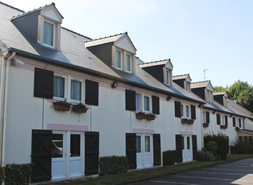 Kyriad Rennes Nord Hotel - фото 21