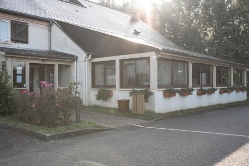 Kyriad Rennes Nord Hotel - фото 23