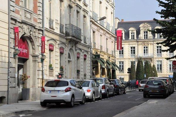 Mercure Rennes Centre Place Bretagne - фото 23