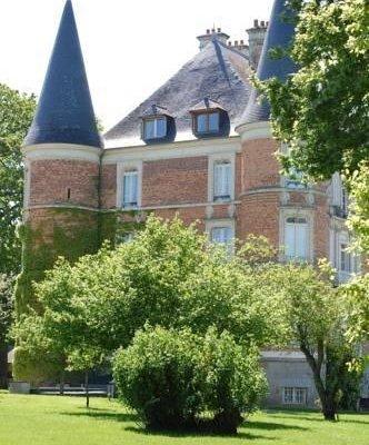 Chateau D'Apigne Rennes - фото 21