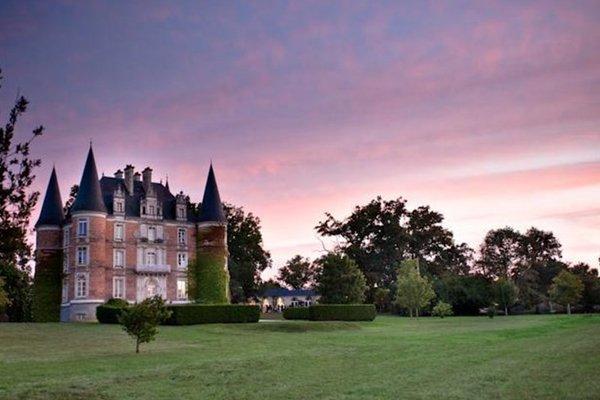 Chateau D'Apigne Rennes - фото 22