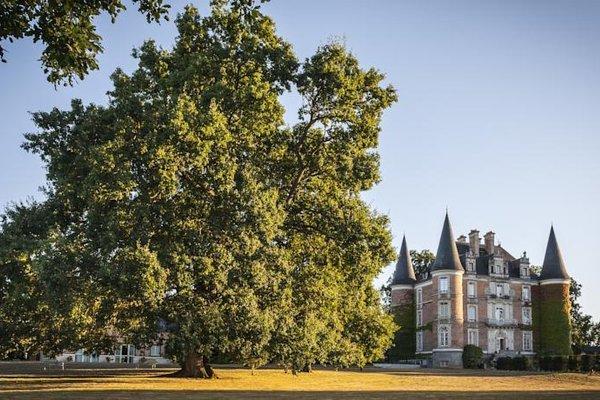 Chateau D'Apigne Rennes - фото 23