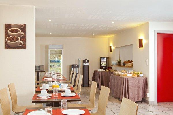Sejours & Affaires Rennes Villa Camilla - фото 13