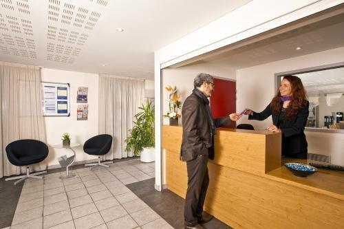 Sejours & Affaires Rennes Villa Camilla - фото 16