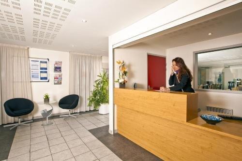 Sejours & Affaires Rennes Villa Camilla - фото 17