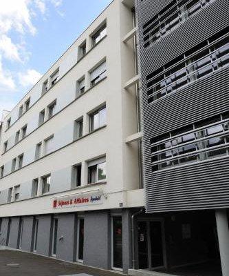 Sejours & Affaires Rennes Villa Camilla - фото 20