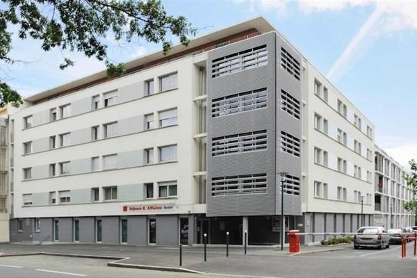 Sejours & Affaires Rennes Villa Camilla - фото 22