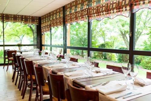 Brit Hotel Rennes Cesson - Le Floreal - фото 11
