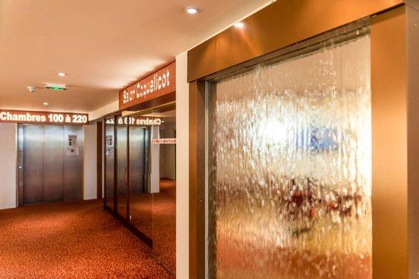 Brit Hotel Rennes Cesson - Le Floreal - фото 17