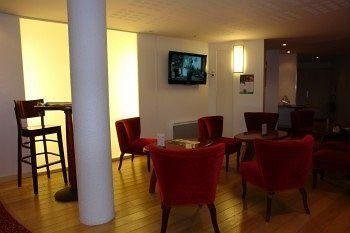 Brit Hotel Rennes Cesson - Le Floreal - фото 19