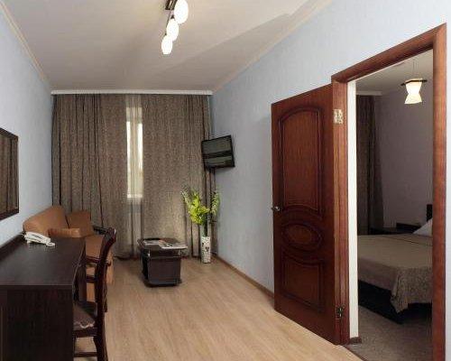 Отель Кристалл - фото 10