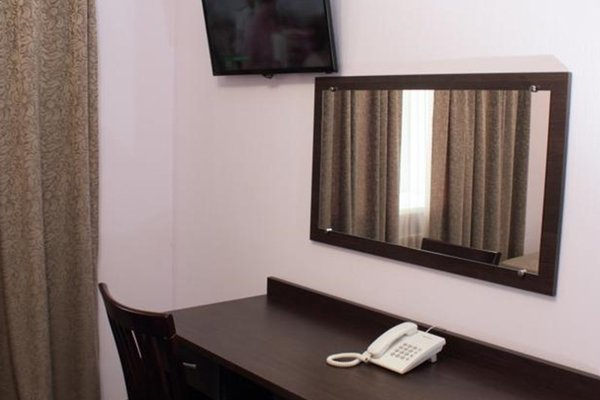 Отель Кристалл - фото 11